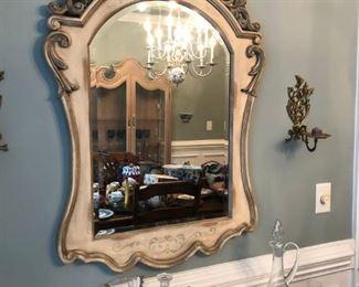 Hooker furniture mirror
