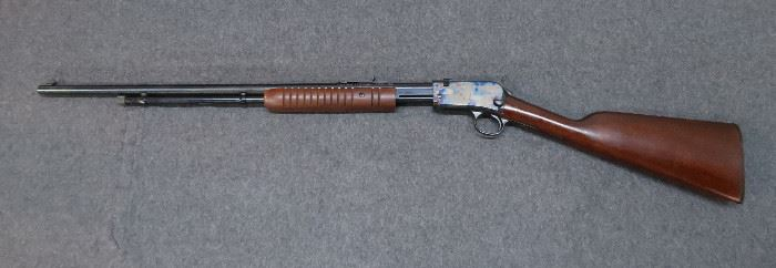 Item 578 - Taurus Model 62 Pump Action Rifle - .22 Cal.