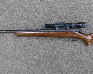 580 - LSV WINCHESTER MODEL 43 - .32WIN Cal. - 1st Year Of Production, Very Early Serial Number