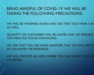 Being Mindful of Covid19