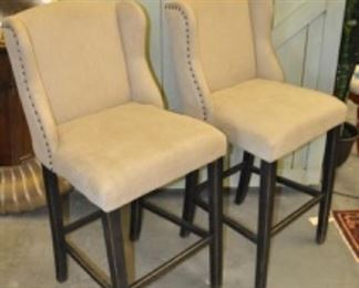 Nailhead Bar Stools $45 each
