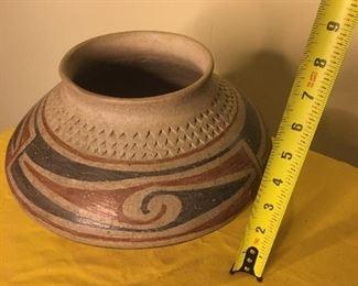 Item #3 Manuela Olivas Pottery $40 on Sale $20