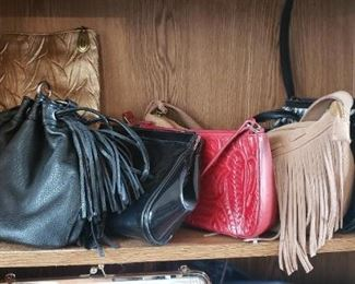 bags, wallets, purses