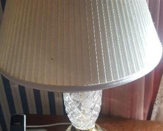 7.CRYSTAL LAMP $18