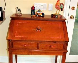 Drop Front Desk