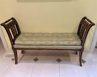 Antique settee in excellent condition $650