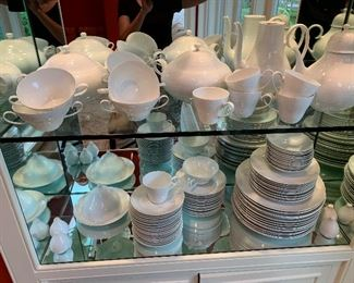 Set of china $475