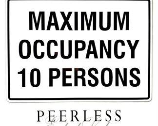 10 Person Limit
