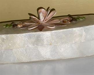 Abalone box $12