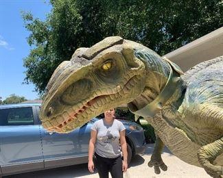 Lake Mary Dinosaur Sale Not Kidding By Starts On 5 22