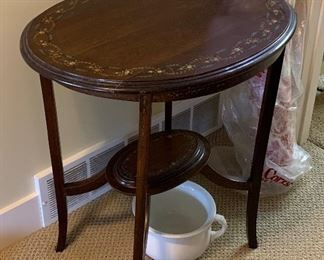 Vintage Hall Table.