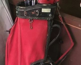 Rawlings golf clubs, various sizes