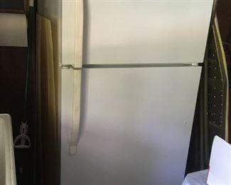 """Kenmore refrigerator, 60"""", model no. 253.61462102, serial no. BA31009220, 2003"""