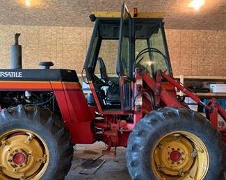 Versatile Tractor 256