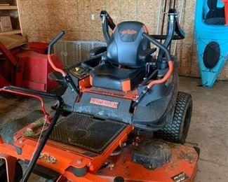 "Zero Turn Maverick Bad Boy, 60"" mowing deck 726 cc"