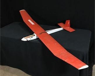 Lot 19 'Wanderer' Remote Control Plane