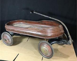 Lot 62 Murray Mercury Pull Wagon designed by Viktor Shreckengost c.1941