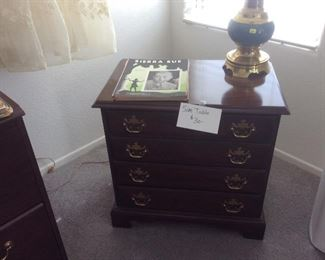 Side table with drawers NOW $15