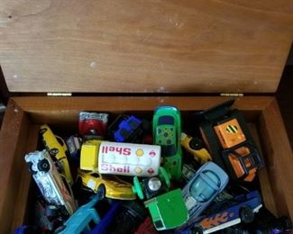 Hot Wheels and Toy Cars