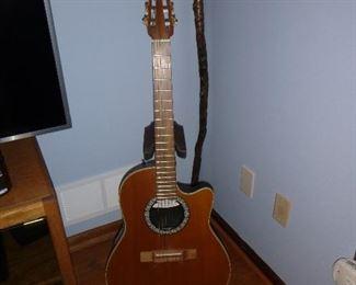 Ovation Acoustic Guitar