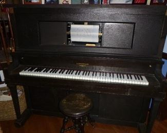Antique Leonard Player Piano Available for Pre-Sale Make offer