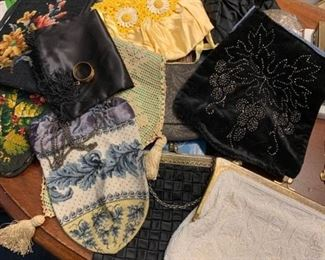 Antique Purses and Others