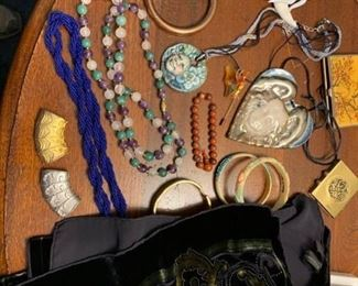 Jewelry Scarves and More