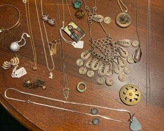 Sterling Necklaces and More