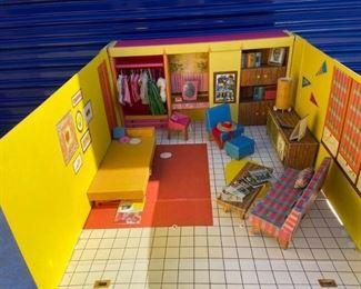 1962 Barbie Dreamhouse