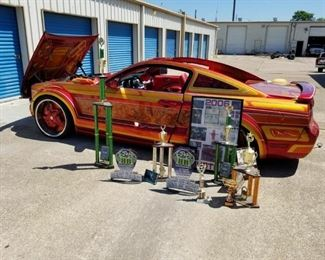 St Louis Auction Show Car