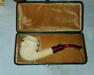 St Louis Auction Pipe collection