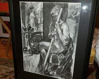 St Louis Auction art