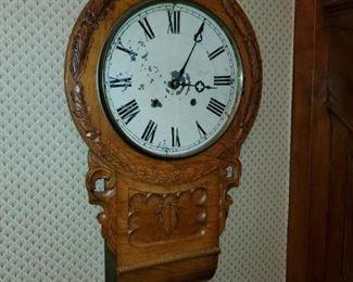St Louis Auction Clock
