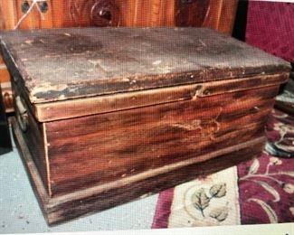 Antique Carpenter's Chest $300.00