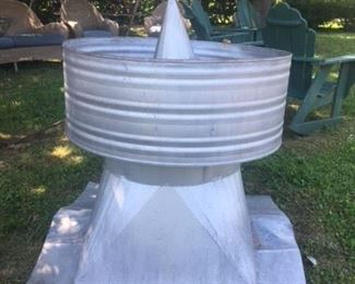 Extra Large Cupola, Galvanized Steel $420.00