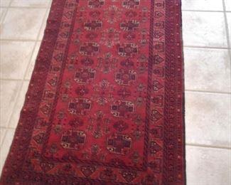 Persian rug 3' X 5'