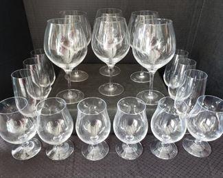 https://ctbids.com/#!/description/share/422395 Qty 18 Stölzle Lausitz Beer, Wine & Water Glasses