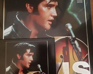 Lot 12   Elvis Book and CD  $10