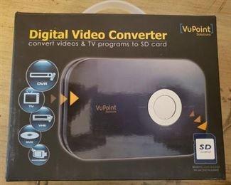 Lot 42   Brand New Digital Video Converter  $20