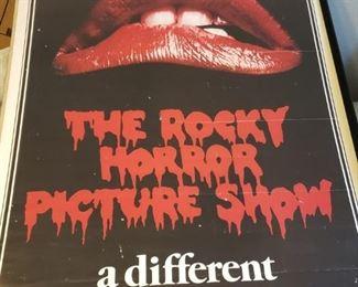 Lot 105   Original 1975 Movie Poster. Frame Broke. Poster nice.   $75