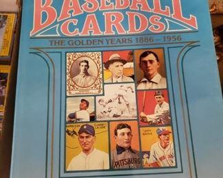 Lot 124   Baseball Card Guide. Neat photos.  $25