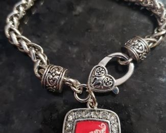 #142    $50   Trump Bracelet from 2016. Rare and you can't buy anymore.