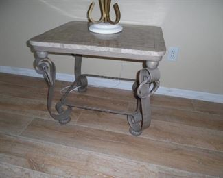 $75.00               matching side table