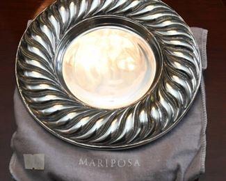 ITEM 29: Mariposa Fluted Edge Wine Coaster  $12