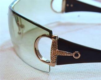 ITEM 86: Gucci Strass Rimless #2712 Sunglasses  $45