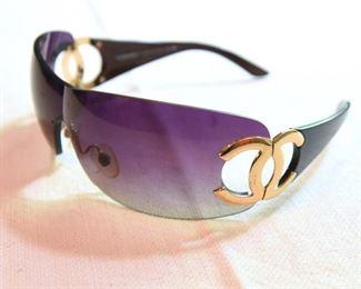 ITEM 93: CHANEL Shield 4125 Sunglasses  $75