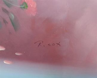 Pink Flowers R Cox
