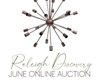 No reserve, online only auction. All bids start at $1.