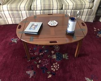 Vintage Bombay table