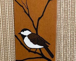 Marushka linen print
